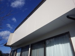 飯田市 外壁塗装工事 K様