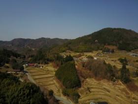 泰阜村からの景色