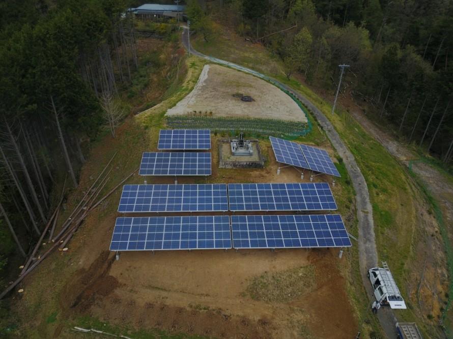 農地転用型太陽光発電