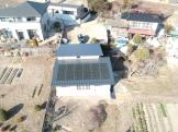 飯田市 太陽光施工写真