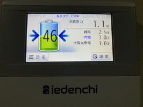 蓄電池 ネクストエナジー製 リックス 飯田下伊那