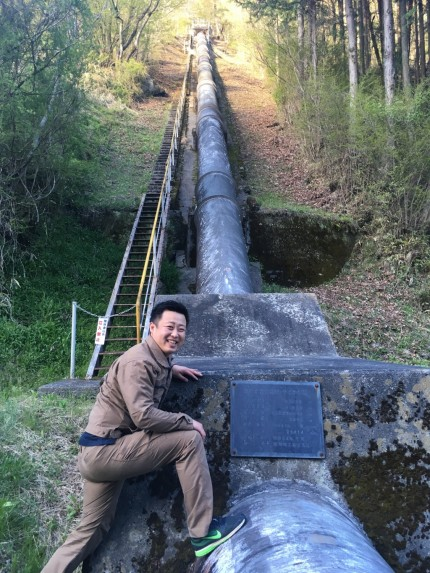 米川発電所
