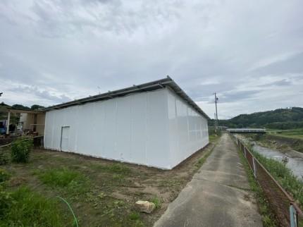 飯田市 ソーラーシェアリング 菌床シイタケ
