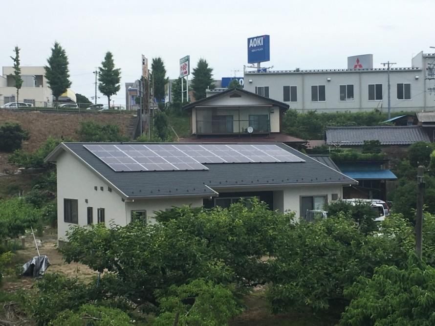 飯田市 太陽光