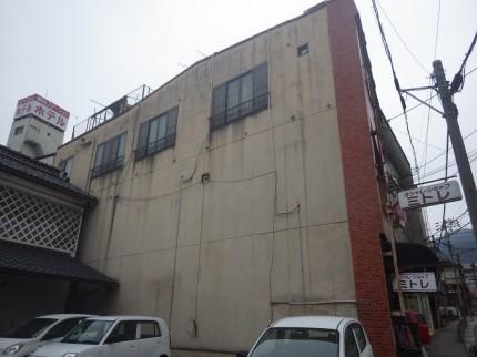 ビル塗装施工前