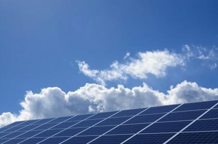 太陽光発電蓄電池施工例